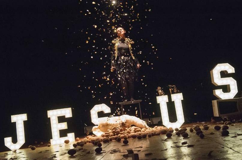 """""""Jesus"""" -- Teatro Elfo Puccini"""
