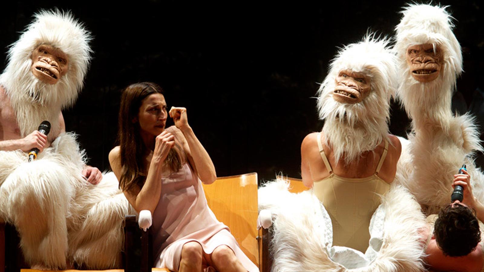 """""""Ti regalo la mia morte Veronika"""" -- Teatro Elfo Puccini"""
