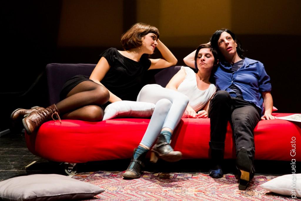 """Villa dolorosa"" -- Teatro Franco Parenti"