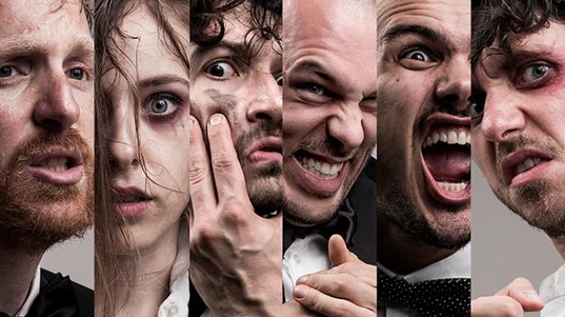 """""""IL MENU DELLA POESIA"""" -- Teatro Elfo Puccini"""