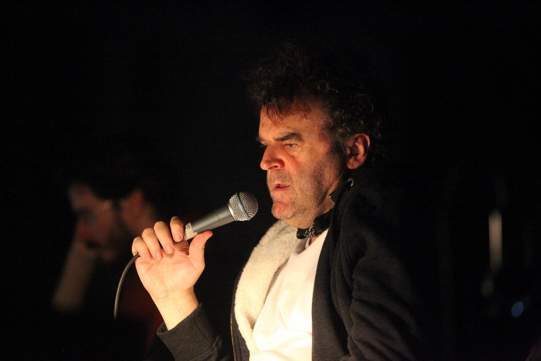 """Vangelo"", Pippo del Bono --- Piccolo Teatro Strehler"