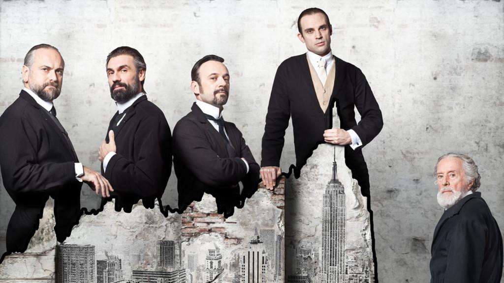 """""""Lehman Trilogy"""" -- Piccolo Teatro Grassi"""