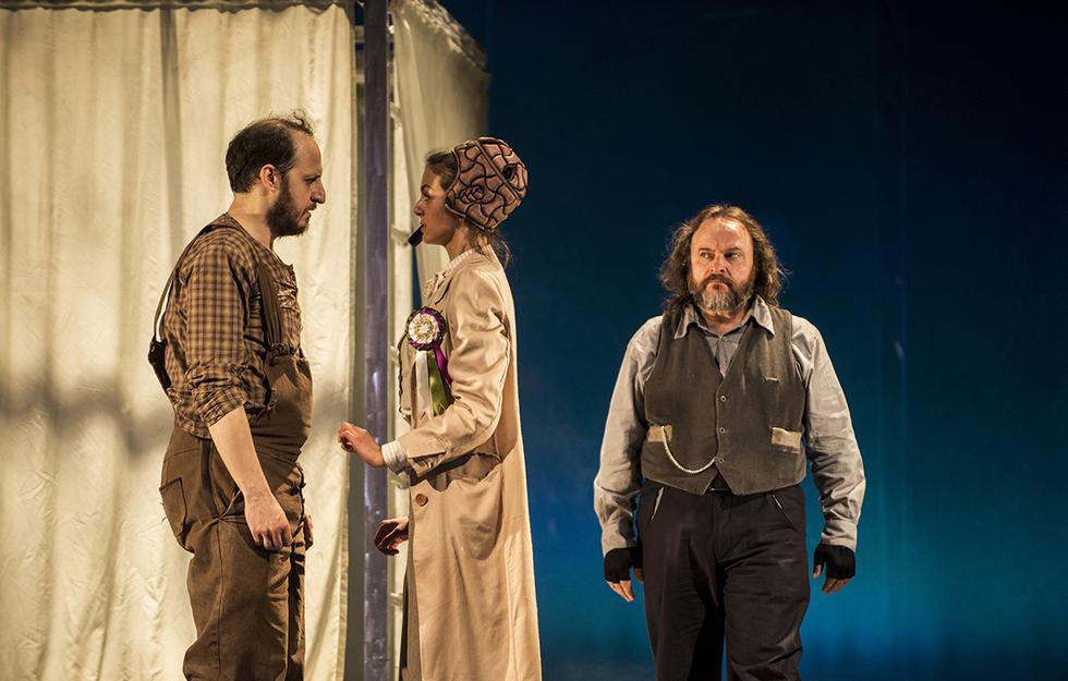 """""""Smith e Wesson"""" -- Teatro Elfo Puccini"""