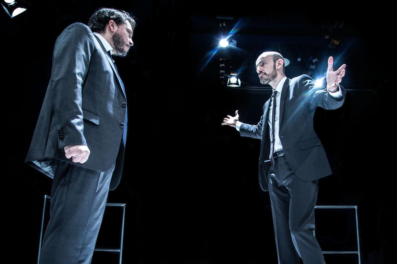 """""""Bull"""" -- Teatro Franco Parenti"""