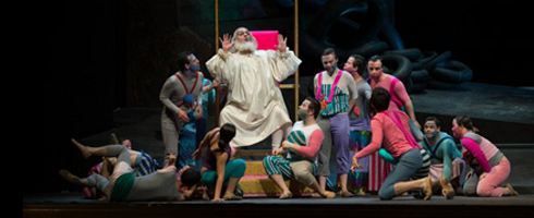 """Babbelish"" -- Teatro Franco Parenti"