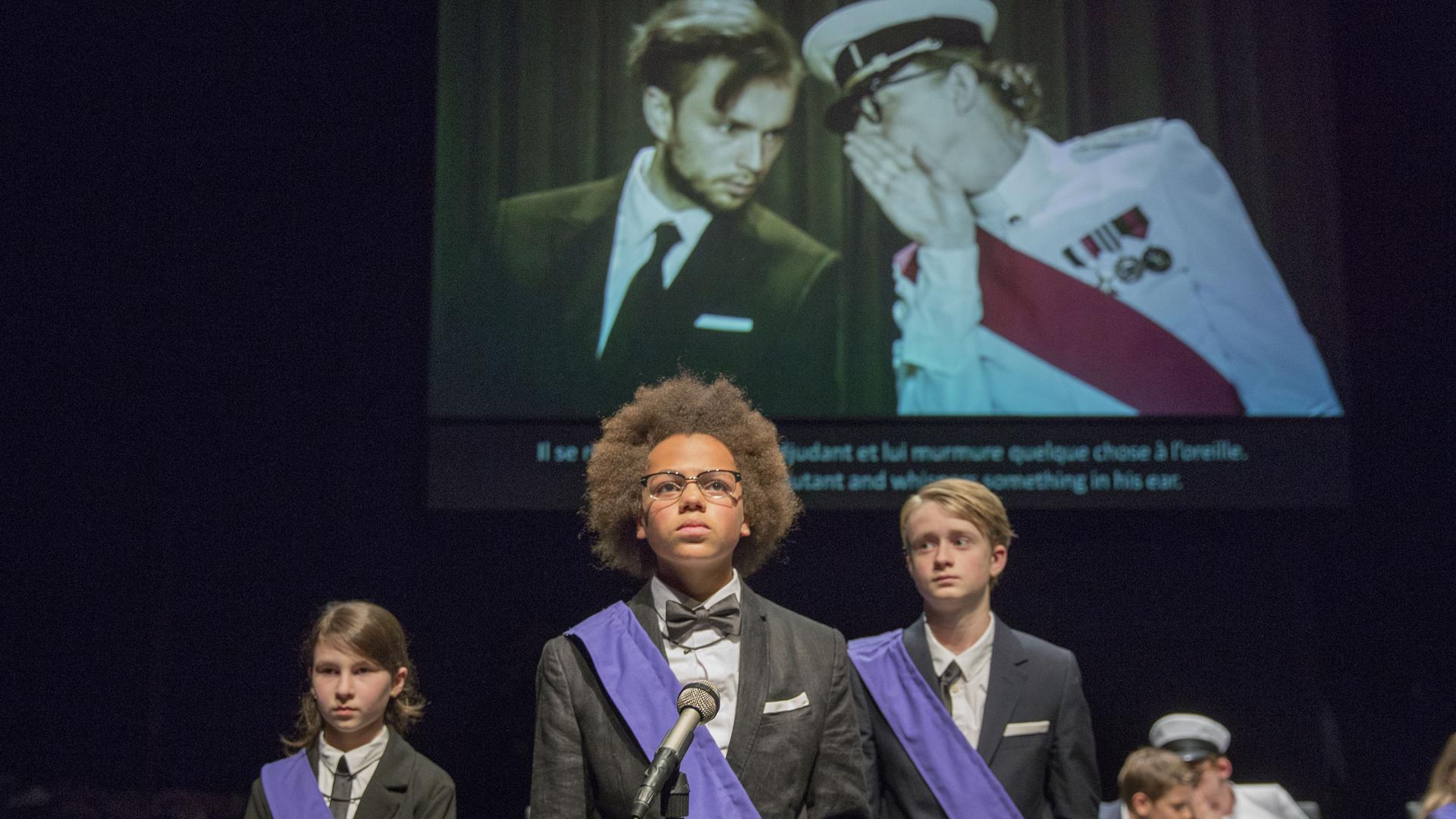 Five Easy Pieces, Milo Rau, Triennale Teatro