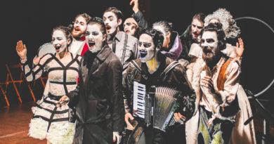 In principio era la risata: Bämsemble Company e il Nuovo Teatro Civile